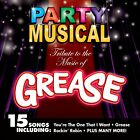 Party Musical: Tribute to Grease AUDIO CD The Hit Crew *DISC ONLY*