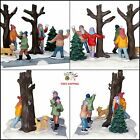 Lemax Village Accessory Collection Snowball Ambush Christmas Tabletop Decor Gift
