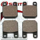 Front + Rear Organic Brake Pads 2005 Beta Alp 4T 200 Set Full Kit  Complete qw