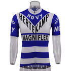NOVY Vintage style Cycling Jerseys Cycling Clothing Maillot Ropa Ciclismo Bike