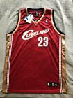 Adidas Authentic 2003 LeBron James Away Jersey Size 54 *BRAND NEW*