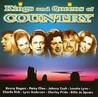 Kings and Queens of Country, Various Artists, Used; Good CD