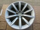02 08 BMW E65 E66 7 SERIES 745i 750i 10JX19 10 SPOKE WHEEL RIM OEM