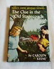 Nancy Drew The Clue in the Old Stagecoach 1960 Print