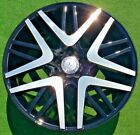 Factory Mercedes Benz S550 Black Wheels Perfect Set 4 OEM 20 inch S600 S Class