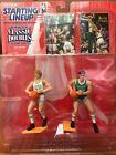STARTING LINEUP: CLASSIC DOUBLES LARRY BIRD & KEVIN McHALE BOSTON CELTICS KENNER