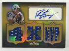 Peyton Manning AUTO 2010 Topps Triple Threads Jersey Autograph #d 1 9