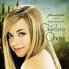 Prelude - The Best of Charlotte Church, Church, Charlotte, Used; Acceptable CD