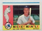 Comprehensive Guide to 1960s Mickey Mantle Cards 17