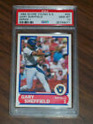 Gary Sheffield Rookie Cards and Autographed Memorabilia Guide 19