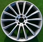 Factory Mercedes Benz S560 Wheel S550 Perfect OEM 20 inch Front 2018 AMG 85353
