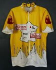 MENS SHIRT CAMPAGNOLO ITALY CYCLING BICYCLE BIKE JERSEY CAMISETA OLD SIZE XL 5