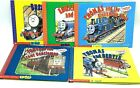 Scholastic | 5 Thomas & Friends Club 2-in-1 Hardcover Books | 10 Stories Total