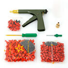 Car Motorcycle Tire Plugger Tubeless Tire Wheel Repair Gun With Rubber Plugs USA
