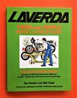 LAVERDA JOTA/3C/1200/MIRAGE/750SF FACTORY APPROVED HISTORY/SPEC/MAINTENANCE BOOK