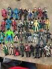 LOT OF 37 ACTION FIGURES