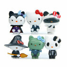 6PC Cute Hello Kitty Figures Toy Doll Collection Halloween Set Gift