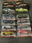 SET OF 8 MATTEL 50TH ANNIVERSARY HOTWHEELS CAMARO FIFTY 67 17 COLLECTION PACK