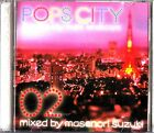 MASANORI SUZUKI- Pops City 02 JAPAN CD +OBI 70s 80s Premium Cuts Dance CSMP0019