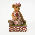 Boyds Bears/Jim Shore~ROSALIE LOVESALOT..A STEM OF LOVE~VALENTINES DAY~FREE SHIP