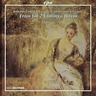 Graun: Trios for Two Violins & Basso - Ludger Remy CD WOVG The Fast Free