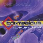 Various Artists - Contagious Drum and Bass Vol. 1 M... - Various Artists CD TIVG