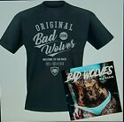 Bad Wolves -  N.A.T.I.O.N. CD + T-Shirt XXL Exklusive Package NEW