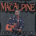 Tony MacAlpine : Evolution CD (2002)