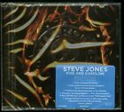 Steve Jones Fire And Gasoline CD new Rock Candy Records Reissue