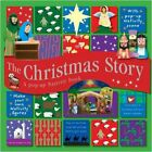 The Christmas Story Pop up nativity book by DK Hardback Book The Fast Free