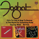 Foghat : Girls to Chat and Boys to Bounce/In the Mood for Something Rude CD 2