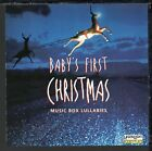 Baby's First Christmas [Lightyear] by Jed Distler (CD, Oct-1998) **NO CASE**