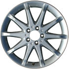 65394 Refinished Mercedes Benz R350 2006 2006 18 inch Wheel All Painted Silver