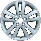 69478 Refinished Toyota Highlander 2005 2007 17 inch Wheel Rim Painted Silver