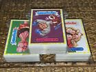 GARBAGE PAIL KIDS 2019 WE HATE THE 90's COMPLETE YELLOW PHLEGM SET 220 CARDS NM