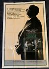 1983 RE RELEASED ONE SHEET ALFRED HITCHCOCK THE MAN THAT KNEW TOO MUCH