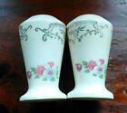Vintage Homer Laughlin VIRGINIA ROSE SALT & PEPPER SHAKERS