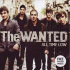 THE WANTED (BOY BAND) - ALL TIME LOW [SINGLE] NEW CD