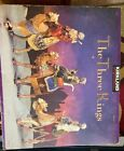 NEW Kirkland Signature The Three Kings Wisemen With Camels 22 Tall Nativity
