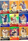 2013 Topps Spring Fever Baseball Complete 50 Card Set Mike Trout Bryce Harper