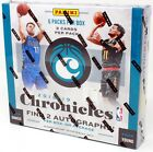 2018 19 PANINI CHRONICLES BASKETBALL HOBBY BOX