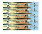 US SCOTT 4687 - 90 PANE OF 20 BICYCLING STAMPS FOREVER MNH