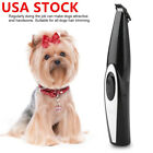 Electric Pet Cat Dog Hair Trimmer Fur Shaver Foot Clipper Grooming Remover US