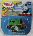 Fisher-Price Thomas & Friends Take-n-Play Diecast Engine - Percy