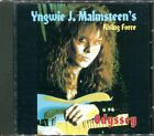 YNGWIE MALMSTEEN RISING FORCE CD MINT NO SCRATCHES HEAVEN TONIGHT 1988 DREAMING