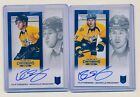 2013-14 Panini Contenders Hockey Rookie Ticket Autograph Variations Guide 97