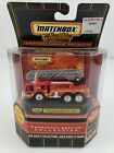 2000 Matchbox Emergency Service Extending Ladder Fire Truck KB Toys Exclusive
