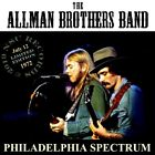 THE ALLMAN BROTHERS BAND   LIVE THE SPECTRUM, PHILADELPHIA 1972 JULY 12th  2 CD