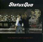 The Party Aint Over yet (OLD VERSION), Status Quo, Used; Good CD