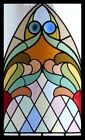 Stained Glass Window Fabulous English Gothic Antique Church Rondels